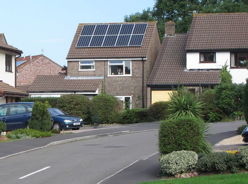 solar panel installations Leicester