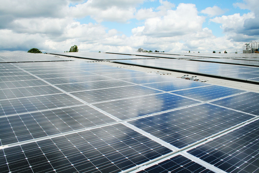 commercial solar energy Leicester